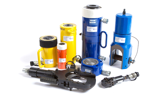B&A Hydraulics   Cylinders and Cutters   Cylinder Accessories, Lock